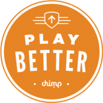 Play better logo