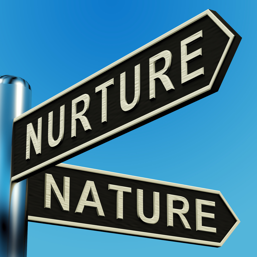 Nature Vs Nurture Art