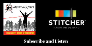 Click to Listen and Subscribe on Stitcher