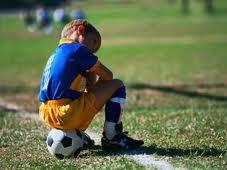 Image result for sad soccer