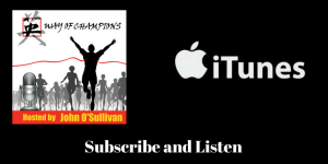 Click to Listen and Subscribe on iTunes